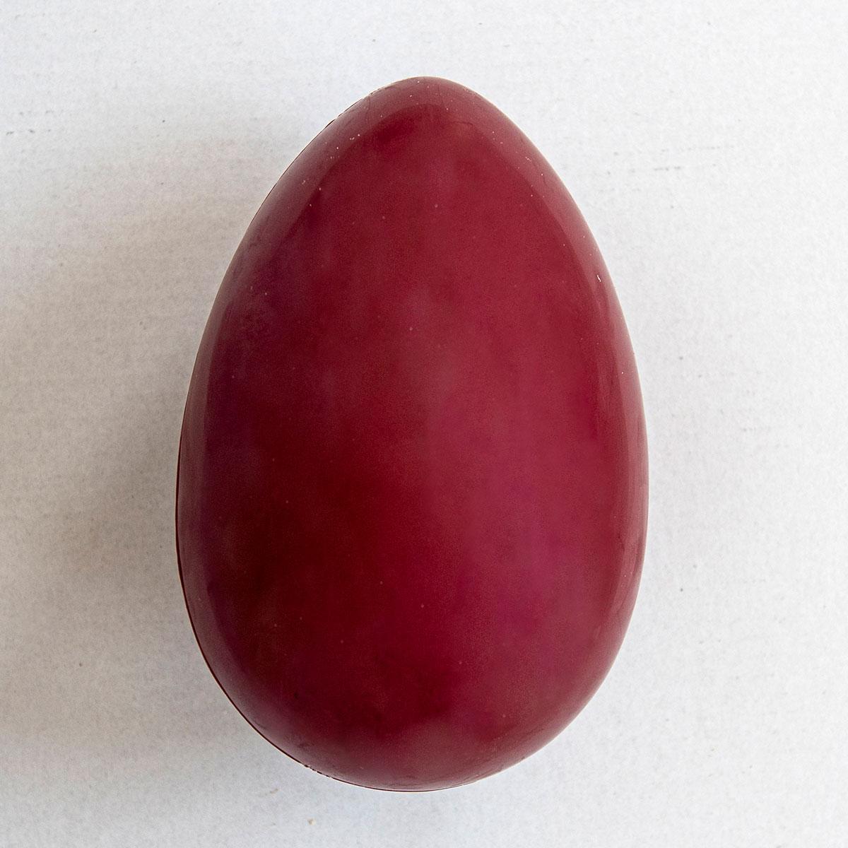 Uova artigianali Pasqua cioccolato Valrhona