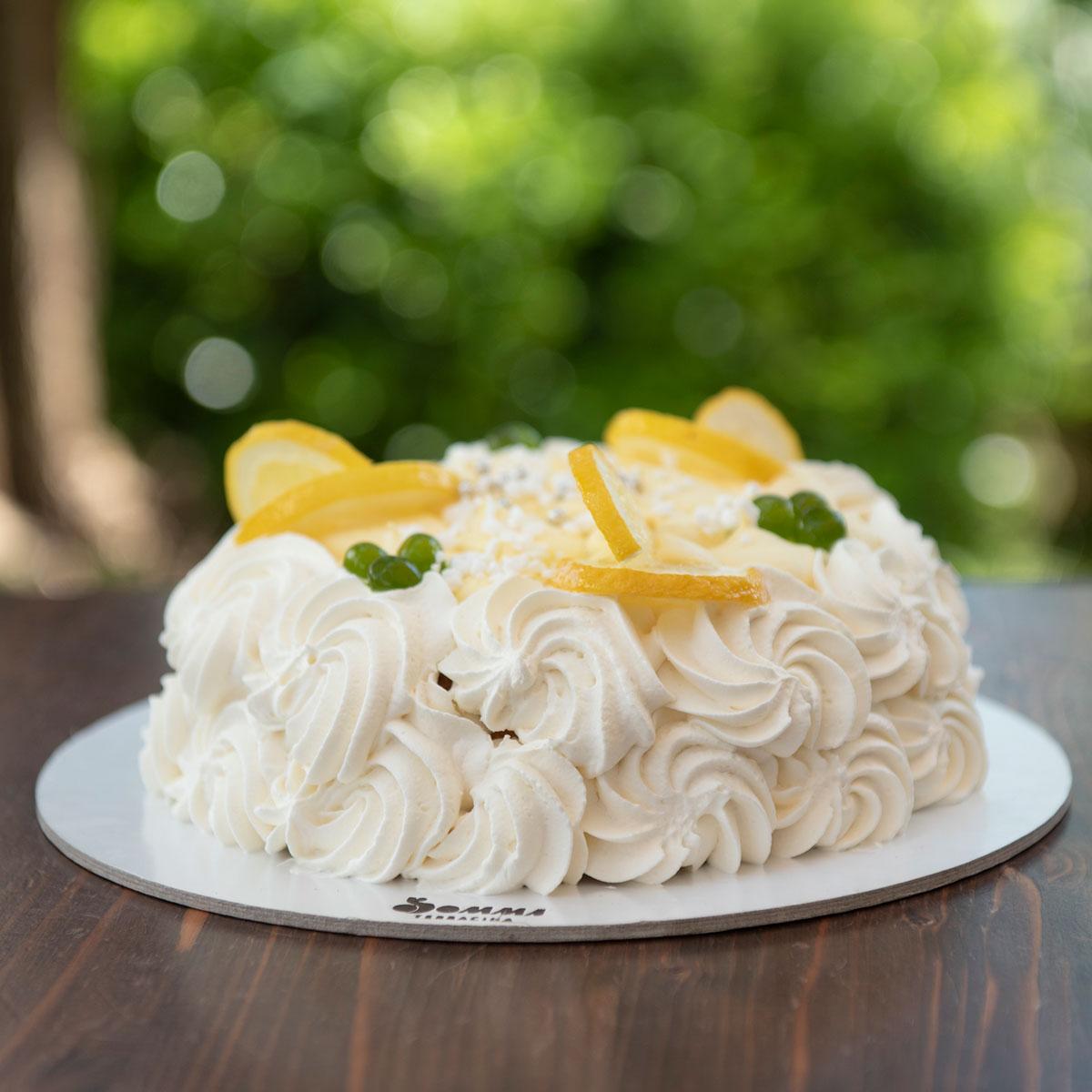 torta semifreddo
